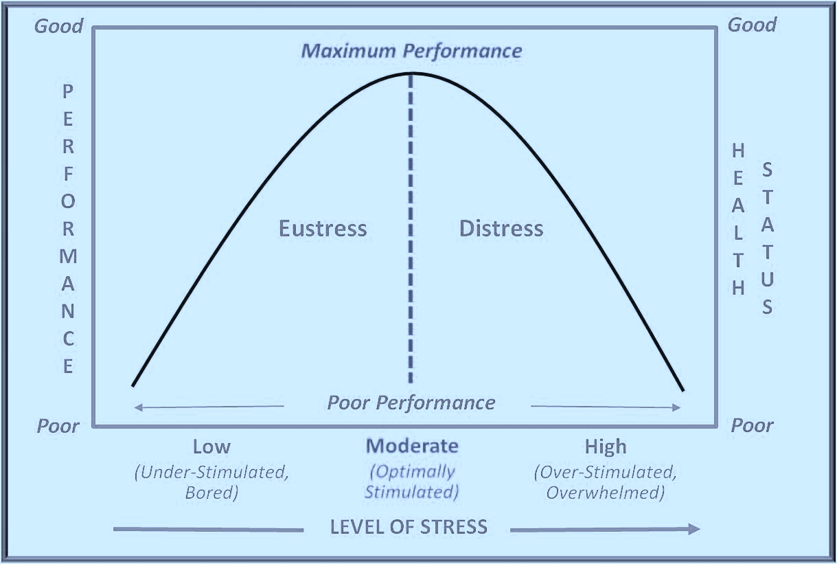 Know Your Stress Sweet Spot